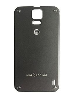 Samsung Galaxy S5 Active G870A Grey Battery Door Back Cover