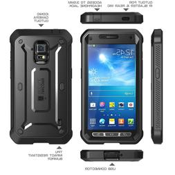 For Samsung Galaxy S5 Active, Genuine SUPCASE Full-Body Case