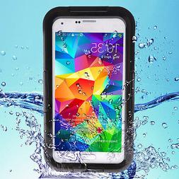 Samsung Galaxy S5 Case Waterproof Outdoor Protective Dust Co