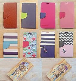 For Samsung Galaxy S5 i9600 Pu Leather Wallet Card Slot Flip