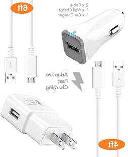 Samsung Galaxy S5 Mini Charger Fast Micro USB 2.0 Cable Kit