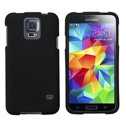 Asmyna Samsung Galaxy S5 Rubberized Phone Protector Cover -