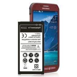 TQTHL 3200mAh Replacement Extended Slim Battery F Samsung Ga