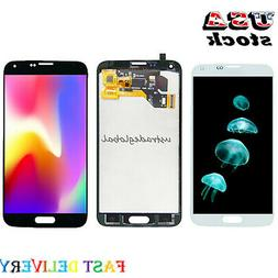 For Samsung Galaxy S5 SM-G900/G900P/G900V LCD Touch Screen D