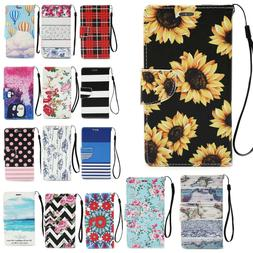 Leather Wallet Case For Samsung Galaxy Note 3 Cute Girls Cov