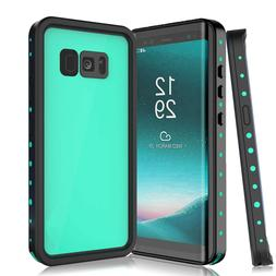 For Samsung Galaxy S8 S9 S10 Plus 5G Waterproof Case Cover W