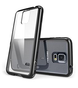 Scratch Resistant Hybrid Clear Case with TPU Bumper for Sams