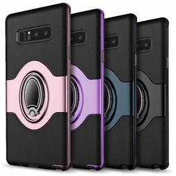 Shockproof Kickstand Magnetic Case for Samsung Galaxy Note 8