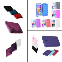 Slim Clear TPU Silicone Gel Rubber Soft Skin Case Cover For