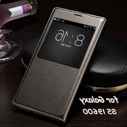 slim leather flip cover font b case