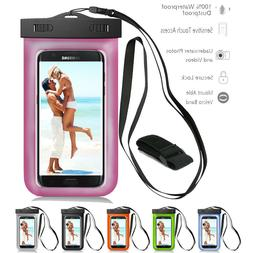 Sports Armband Waterproof Phone Dry Bag Case for Samsung Gal
