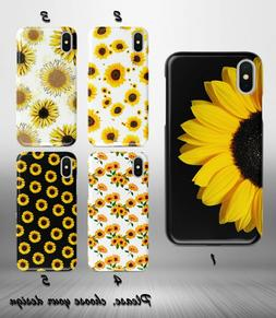 Sunflower case for Galaxy s20 s20+ Ultra s10 s10+ s9 s9+ s8