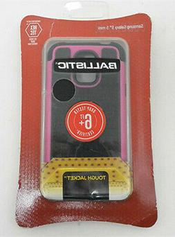 Ballistic Tough Jacket Hard Shell Case For Samsung Galaxy S5