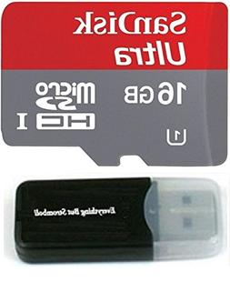 Sandisk Ultra micro SDHC Micro SD UHS-1 TF Memory Card 16GB