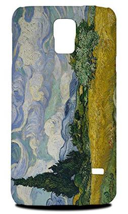 Wheatfield With Crow Art Van Gogh Hard Phone Case Cover for