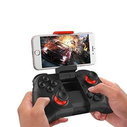 niceEshop Wireless Bluetooth V 3.0 Game Controller Rechargea
